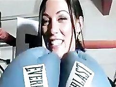 Big Tit Boxer gets Nailed
