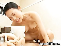 Asian gal has fucking and sucking part5