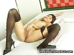 Kinky asian hot sex audition in a hotel part2