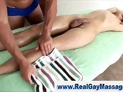 Gay straight handjob