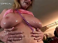 Mature housewife getting all her holes filled part2