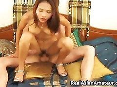 Asian amateur cutie dildo fucking her part2