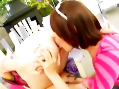 public teen lesbians anal playing