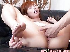 Keito Miyazawa Asian teacher part2