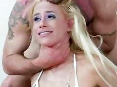 KyLIe W0Rthy MILF, squirt, great anal, blondie