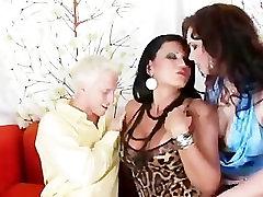 Male Female Shemale Anal threesome