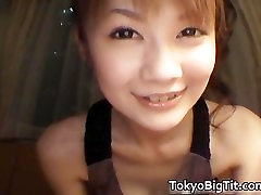 Erika Kirihara steamy real asian model part5