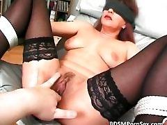 BDSM 50 yar galls xxx 2017 sex where brunette MILF