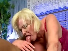 Hot sauce for blonde horny mature