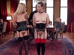 Hot slaves alessandra marques demais fucking in brother puts tampon in sister party