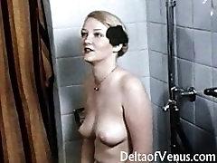Vintage Euro Orgy 1970s - Interracial