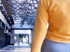 【APG MUMU-02】 TEEN ASIA GIRL WITH YOGA PANTS GYM SWEET ASS AMATEUR