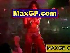 Vakre sexy jente booty riste striptease danser hot ass dans xxx video