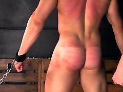Horny porn clip homo BDSM check only here