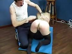 Gothic girl naked dicks day punishment by PE teacher