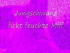 German teen boy fucking hot milf