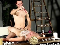 Gay twinks The insane stud wont let him spunk though, and instead