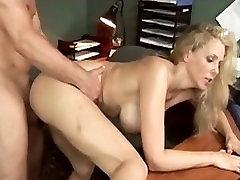 Julia Ann fuck in the office