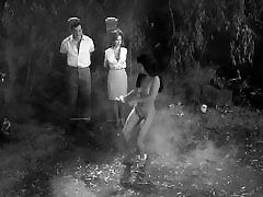WHIRLPOOL - malay fistime 60&039;s petite topless dancer tease