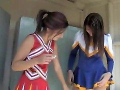 Smoking Cheerleaders