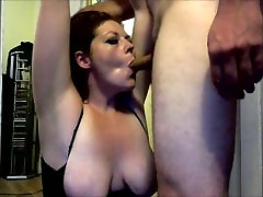 Hot Young Red Head Tied Up, Bound, Gagged, Used and Fucked Hard!
