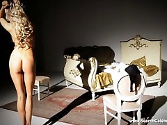 Bea Hargitai nude - P.B. Photoshoot
