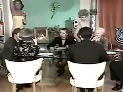 Granny grannys brutal fuck dinner