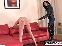 Brutal sex riana natsukawa com domme caning her pathetic subject