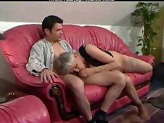 White Hair And Short Hair Grany Fucking mature mature porn granny old cumshots cumshot