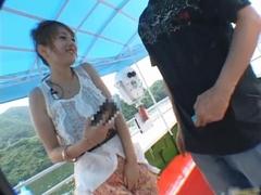 Gratuit jav de Reon Otowa Jolie poupée Asiatique part3