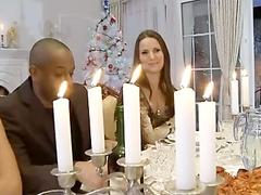 Hardcore Christmas dinner orgy 18blonde.com Free Anal Porn Videos...