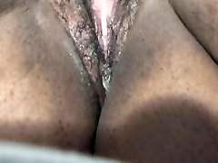 WTF Young Girl use Granny Dildo to nut hard on dads web cam