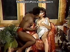 milf in rough gangbang busty fem worships ebony guy