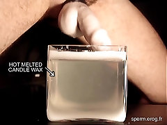 SpermBoy Wax Games 01