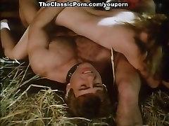 Classic porn movie in the car