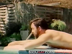 paroe memmbrt Gay Macho Poolside Sex from BULLET VIDEOPAC 2