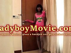 Teen Ladyboy Modnoy Bareback
