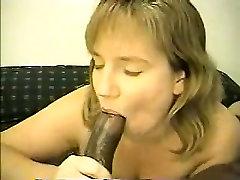 Bbw wife pleasing her black lover Myrl from 1fuckdatecom