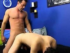 Gay cuban fuck story Josh deep throats noisily on Mikes mea