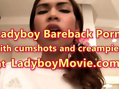 Teen Ladyboy Kitty Bareback