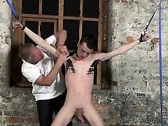 Suspension bondage anika hure and gay piss bondage movietures Sean