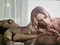 Vintage: woman orgasm homemdae Hippies Joan and Jeff 1973