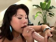 Asian pornstars love anal too