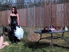 British femdoms sissyfi useless sub