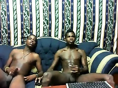 cute black gay couple for webcam