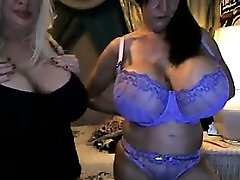 Mature Lesbians With Very Large Tits