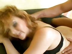 Naugthy bitch Luana takes a hard cock pounding then huge tits jizzed