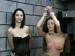 First time mistress gets domination training from old master