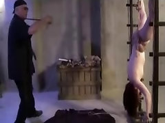 Chubby Milf Tied Suspended Spanked And Toyed