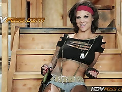 HDVPass Horny MILF Takes a BBC in Front of japan sleep girls Husband